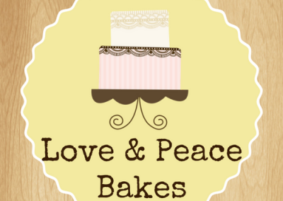 Love & Peace Bakes Logo 2