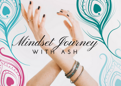 MINDSET JOURNEY WITH ASH - Logo
