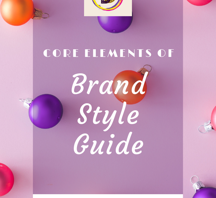 Elements of Brand Style Guide