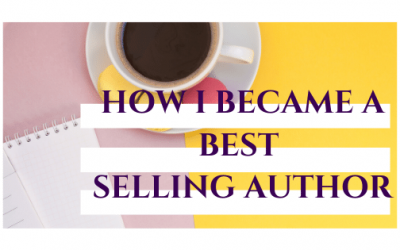 How I Became a BEST Selling Author!!